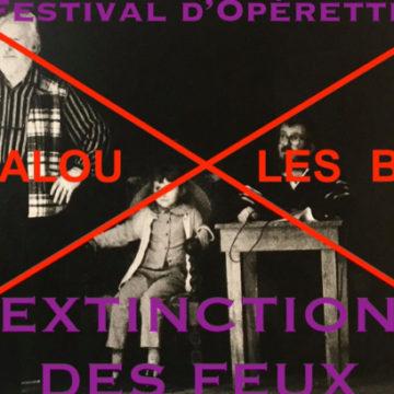 Soutien au Festival d'Opérettes de Lamalou 2021